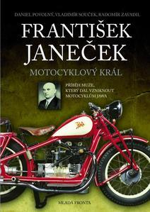 Obrázok František Janeček Motocyklový král