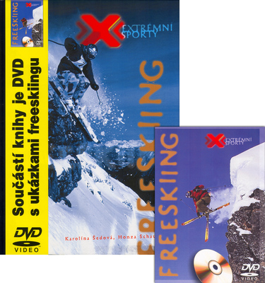 Obrázok Freeskiing + CD-ROM