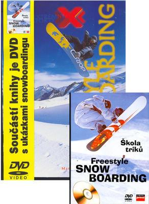 Obrázok Freestyle snowboarding + DVD