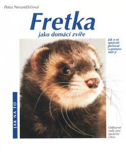 Obrázok Fretka jako domácí zvíře