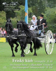 Obrázok Fríský kůň - černá perla - II. díl