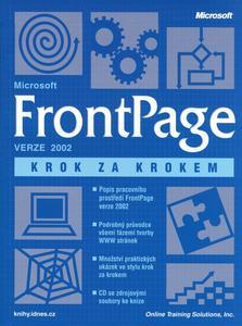 Obrázok FrontPage verze 2002 kr.za kr.