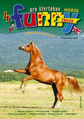 Obrázok Funny English pre štvrtákov Horse IV.