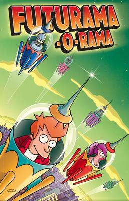 Obrázok Futurama-o-Rama