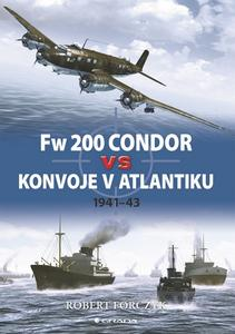 Obrázok Fw 200 Condor vs konvoje v Atlantiku