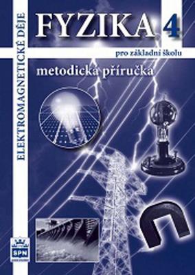 Obrázok Fyzika 4 pro základní školu Metodická příručka RVP
