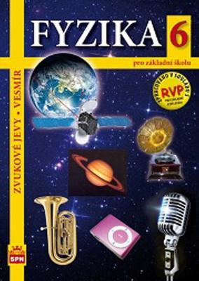 Obrázok Fyzika 6 pro základní školu RVP