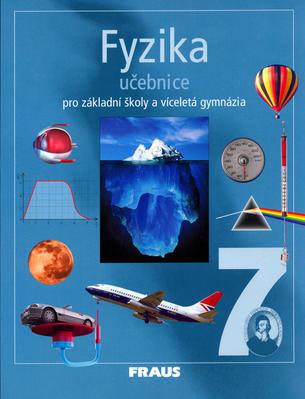 Obrázok Fyzika 7 Učebnice