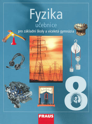 Obrázok Fyzika 8 Učebnice
