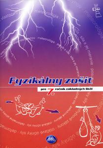 Obrázok Fyzikálny zošit pre 7. ročník základných škôl
