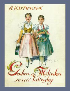 Obrázok Gabra a Málinka se učí latinsky