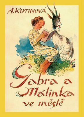 Obrázok Gabra a Málinka ve městě