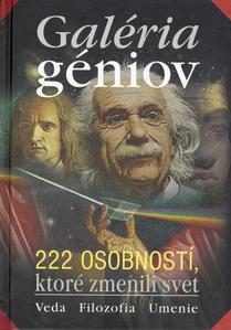 Obrázok Galéria géniov