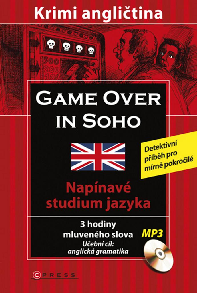Game over in SOHO + CD - Sarah Trenker
