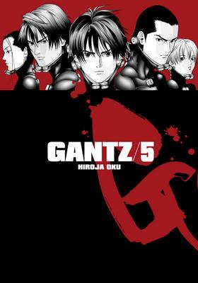 Obrázok Gantz 5