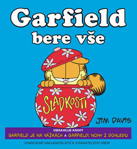 Obrázok Garfield bere vše