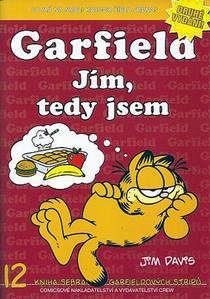 Obrázok Garfield Jím, tedy jsem