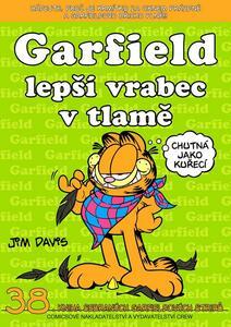 Obrázok Garfield Lepší vrabec v tlamě