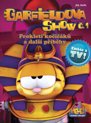 Obrázok Garfieldova show č.1