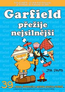 Obrázok Garfield Přežije nejsilnější