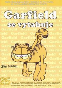 Obrázok Garfield se vytahuje