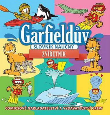 Obrázok Garfieldův slovník naučný Zvířetník