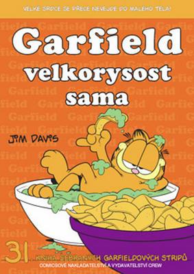 Obrázok Garfield velkorysost sama