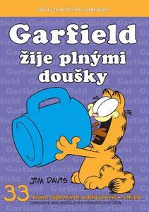Obrázok Garfield žije plnými doušky