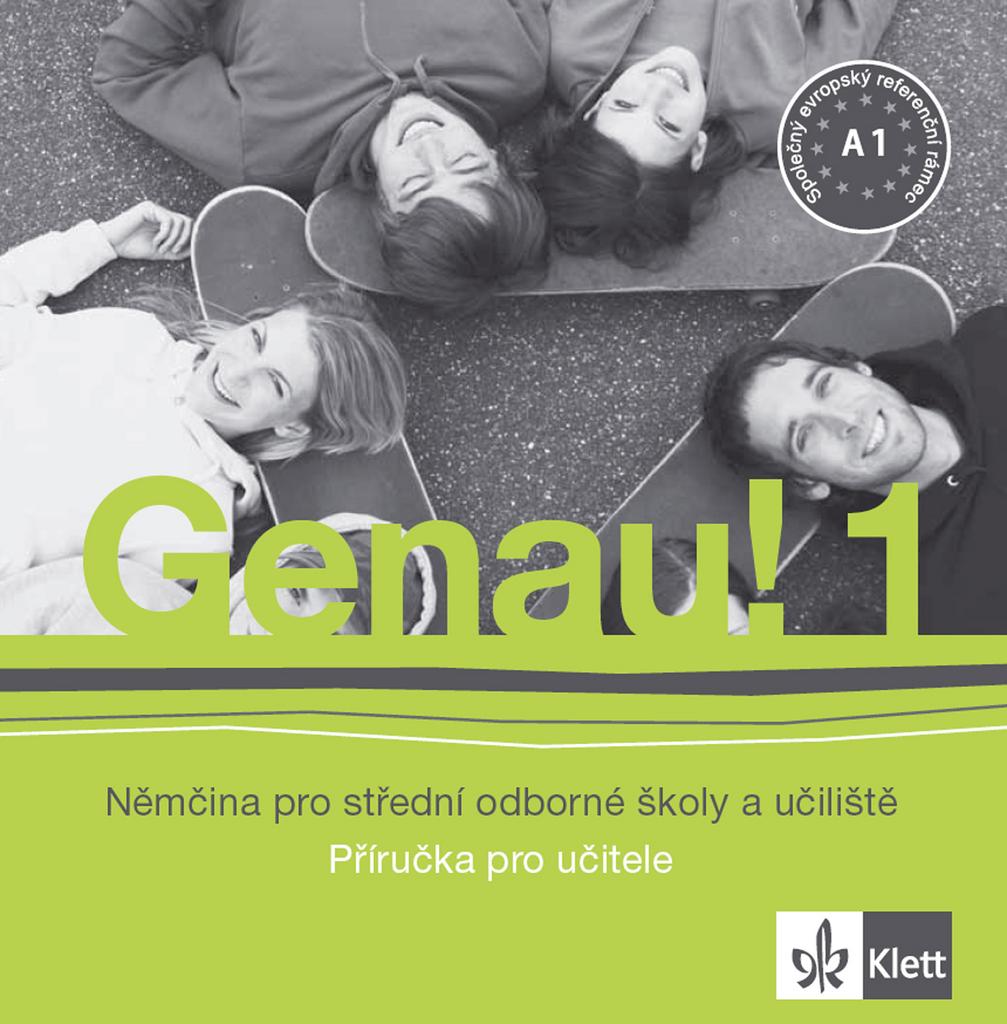 Genau! 1 (audio CD)