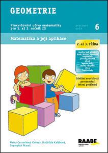 Obrázok Geometrie 2. a 3. třída Pracovní sešit 6