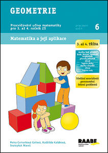 Obrázok Geometrie 3. a 4. třída Pracovní sešit 6