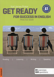 Obrázok Get Ready for Success in English A1