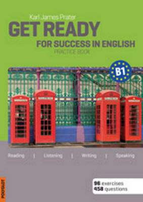 Obrázok Get Ready for Success in English B1 + CD