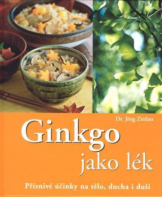 Obrázok Ginkgo jako lék