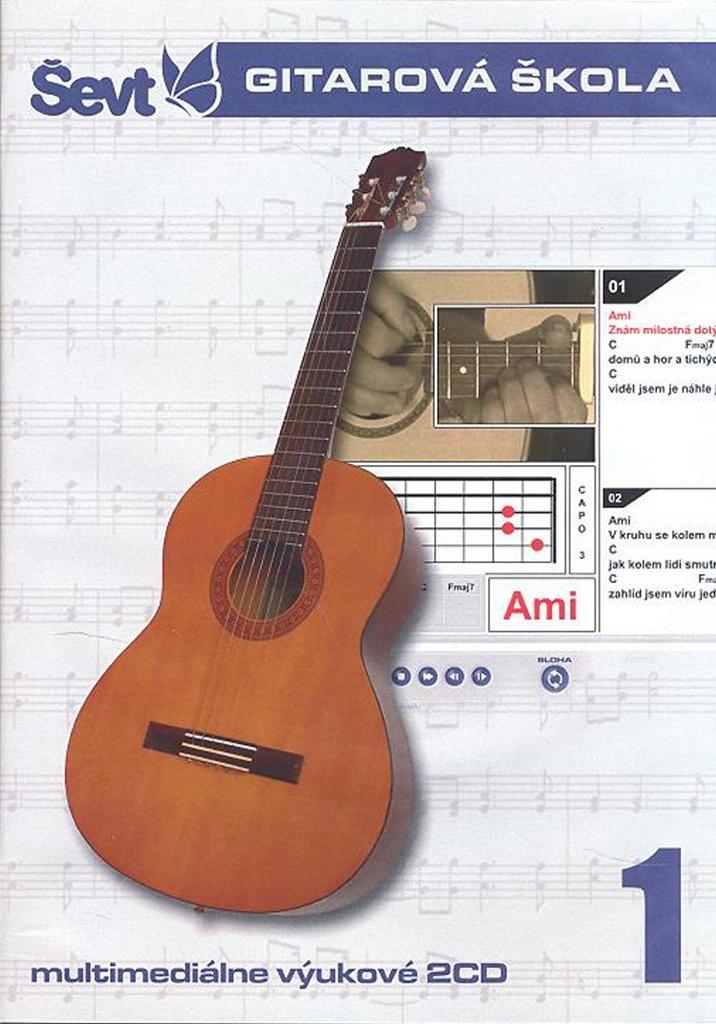Gitarová škola 1