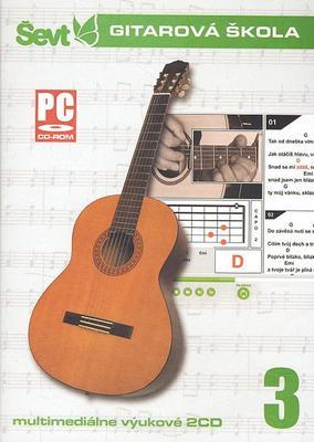 Obrázok Gitarová škola 3
