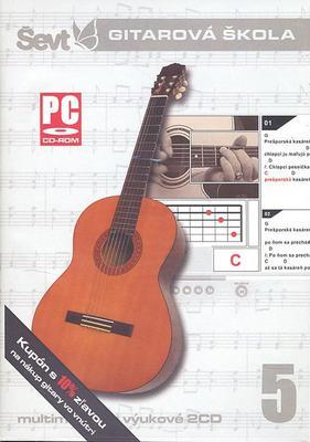 Obrázok Gitarová škola 5