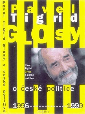 Obrázok Glosy o české politice 1996-99