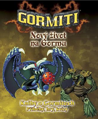 Obrázok Gormiti Nový život na Gormu