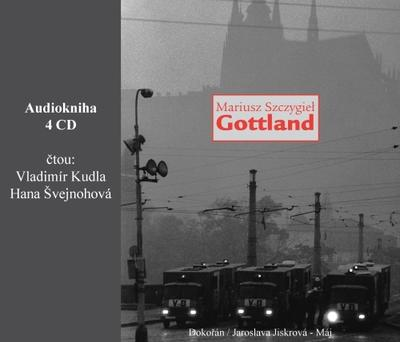 Obrázok Gottland (Audiokniha 4 CD)