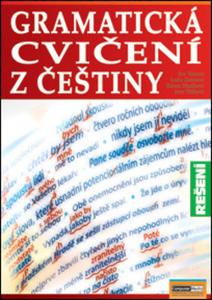 Obrázok Gramatická cvičení z češtiny Řešení