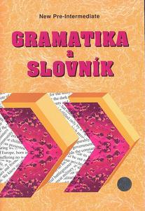 Obrázok Gramatika a slovník New pre-intermediate