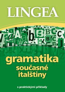 Obrázok Gramatika současné italštiny