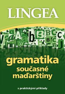 Obrázok Gramatika současné maďarštiny