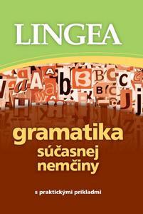 Obrázok Gramatika súčasnej nemčiny