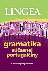 Obrázok Gramatika súčasnej portugalčiny