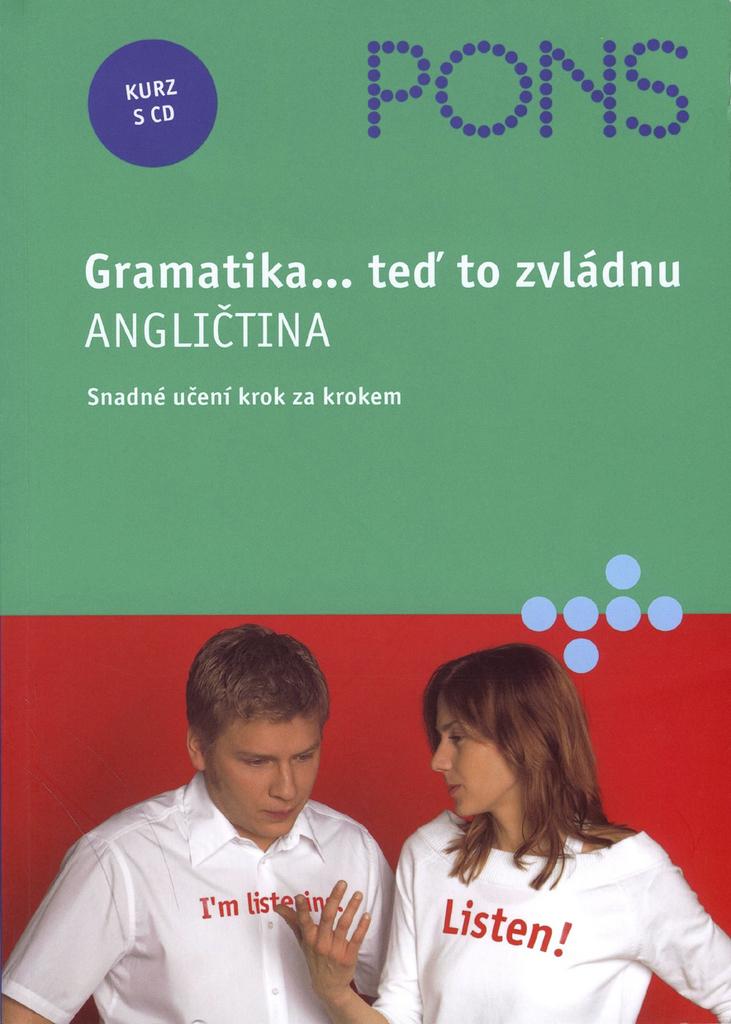 Gramatika...teď to zvládnu Angličtina - Claudia Heidieker, Esther Bottke