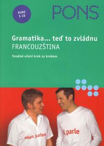 Obrázok Gramatika...teď to zvládnu Francouština