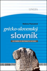 Obrázok Grécko-slovenský slovník