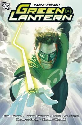 Obrázok Green Lantern: Žádný strach